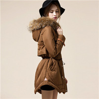 """2015 Time-limited Long Single Breasted Winter Coat The New Winter Jacket Down """"women More Fashionable Cultivate One's Morality"""
