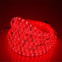 10pcs/lot 5M Christmas Waterproof 3528 RGB LED Strip Light 24/44key RGB Remote Control + 12V 2A Power Supply(EU/US/AU plug)