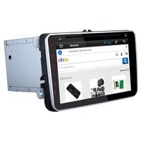 "8"" Pure Android 4.4 System 2 DIN Tape Recorder For Volkswagen POLO 2 / GOLF / Tiguan / Skoda Octavia / Yeti / Passat / GOLF"