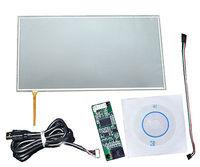 "14.1"" 16:10 USB Touch Screen Kit Set DIY Smart Panel Display"
