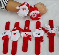 12 pcs /bag Wrist Strap Christmas Supplies Decoration Small Gift Christmas Toys for Kids E6964