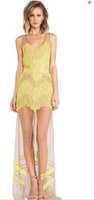 free shipping !2015New Women Lace Flower Dress Women Sexy Dress V-Neck