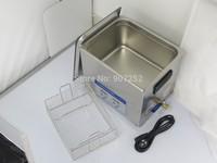 skymen New 10L Professional Industrital Digital Ultrasonic Cleaner Bath Timer Basket ultrasonic cleaner 10l pcb
