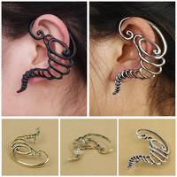 Hot selling Bronze Alloy Stud Earring Jewellery Retro Gothic Tornado Ear Hanging Stud Earrings for women