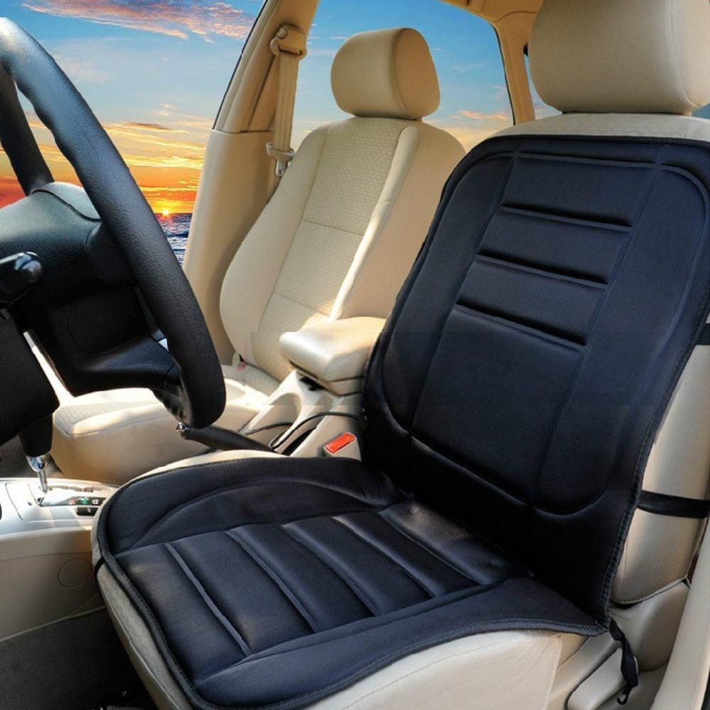 Winter Car heated pad seat cushion electric heated cushion car heated seat covers(China (Mainland))