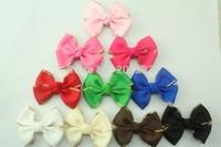 sold plain bow gold lace