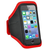 """100pcs Waterproof Sport Gym Running Armband Arm Belt Soft Case Bag Holder  for iPhone 6 Plus 5.5"""" Samsang Note 2 Note 3 Note4"""
