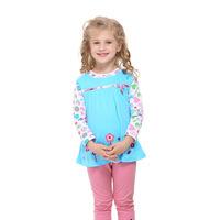 Casual dress spring 2014 new foreign trade children's clothing NOVA kids children girl spring clothing long-sleeved