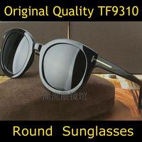 Brand Vintage Designer Fashion Original Round Sunglasses Women Tom TF9310 Toms Glasses Sun Eye Glasses Oculos Do Sol feminino