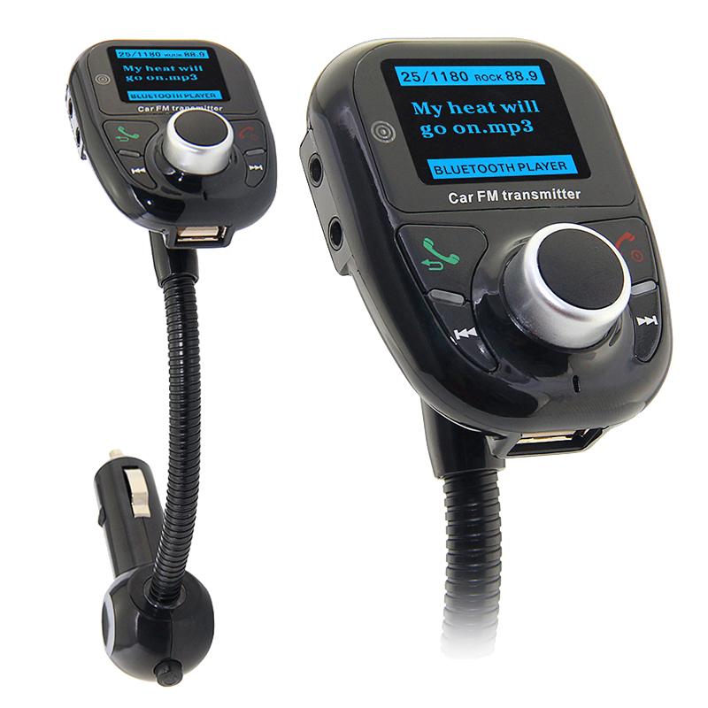 Radio transmitter auto