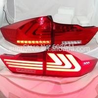 led rear light for Honda city 2014-2015
