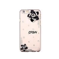 Cute 3D Loving Heart Rhinestone Diamond Bling Case Cover For iPhone 6 4.7 inch