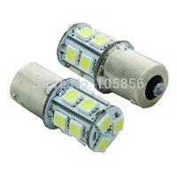 1156 5050 13 SMD BA15S LED White Light Bulb Turn Signal White Light Bulb Lamp 12V led brake Light