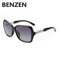 2015 Sunglasses Women Polarized  Oculos De Sol Femininos Retro Gafas De Sol Elegent Rhinestone Sun Glasses With Case 6015