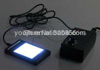 Free shipping !  Microscope Led Plate Microscope Illuminator 50X50MM size