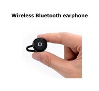 Mini Wireless Bluetooth Headset Earphone Headphone For Iphone Samsung HTC Cell Phone Tablet PC Black White original YE-106