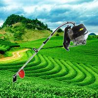 4-stroke gasoline brush cutter 139f mower full set of the whole network hot-selling harvestable