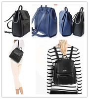 Hot Selling Designer Brand Women Backpacks Women' PU Leather Black buho Bags Day Clutch Student School Travel bags Mochila