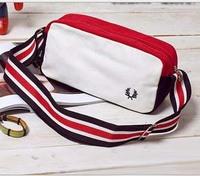 Small fresh 2014 man bag women's handbag fashion canvas casual bag messenger bag mobile phone bag