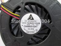 Free Shipping Delta CPU Fan P/N KDB05105HB w/ 0.32A for Fujitsu Lifebook E751 E752 E780