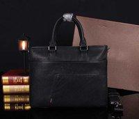 Designer Handbags High Quality Men Famous Brands Genuine Leather Bags Handbags Men's Travel Bags 2Size DHL Free Shipping