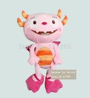 30 cm Free Shipping Cartoon Movie Plush Toys Henry Hugglemonster Plush Toys Henry Plush Toys for kids gift