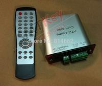 RS485 PTZ Dome Controller IR Remote Wireless controller for ptz cctv camera