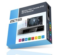 High-definition digital set top box ATSC HD STB only for USA, MEXICO, CANADA