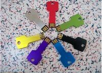 Free shipping 4GB 8GB 16GB 32GB multi color key shape usb flash drive memory stick pendrive