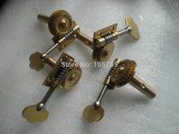 1 Set Brass Double bass pegs bass parts 3/4