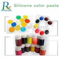 platinum cure silicone pigment,addition silicone pigment