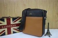 Famous Brand Design Genuine Leather Men Bag,Leisure Business Genuine Leather Messenger Bag For Men,Man Bag DHL Free Shipping