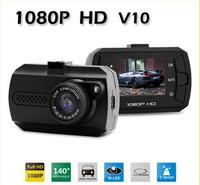 "Original CAR DVR V10 Novatek 96220 Full HD 1080P 30FPS+G-Sensor + 1.5"" LCD DVR Recorder+MJPG+Video Recorder Dash Cam Car DVRs"