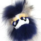 2014 winter brand newest fur monster spoof Creative Gift bag hanging ornaments pendant key chain big star love