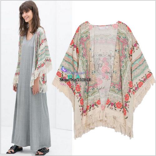 Женские блузки и Рубашки Brand new ropa camisas femininas blusas Kimono Cardigan  женские блузки и рубашки kimono cardigan 2015