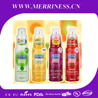 Durex Lubricant sexual intercourse,oral sex , Anal sex Lubricating oil For Sex Product fruity Original 100% 2pcs/lot