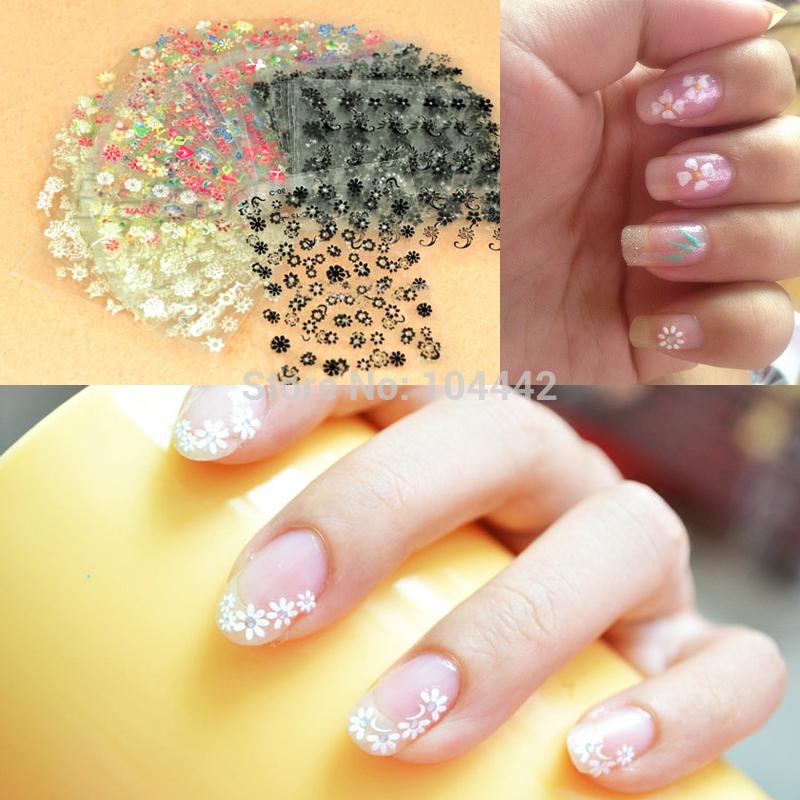 -Design-Tip-Nail-Art-Nail-Sticker-Nail-Decal-Manicure-Mix-Color-nail