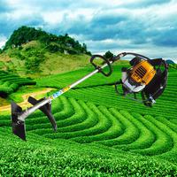 4-stroke 139 - 2 mower full set of grass trimmer brush cutter harvestable