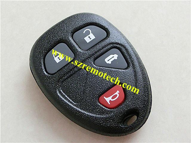 Auto Key Shell for Bu Firstland LZC Cover Remote Transmitter key cover for Firstland key case for LZC(China (Mainland))