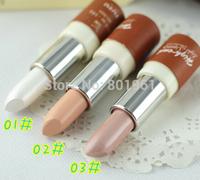 Perfect !! TUTU High-end Light Cream Whitening Concealer Brighten Cream 3.8g 3 Colors Free Shipping