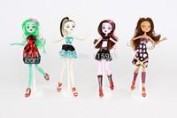 1pc retail Fashion toys Popular dolls plastic girl gift dolls toys abay doll cartoon movie cute Free shipping