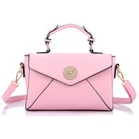 2014 autumn fashion trend of the diamond women's handbag vintage color block handbag cross-body one shoulder small bag