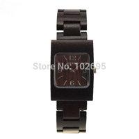 NEW Fashion Wooden Women Wristwatches Lady Wood Watch Environment-friendly Natural quartz Wood Watches Design Janpan Movement
