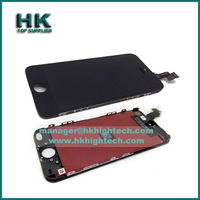 10pcs/lot lcd display replacement for iphone5C iphone 5C lcd assembly with touch digitizer no dead pixel,DHL free shipping