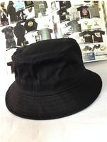 black summer bucket hats for men  women hip hop sun cap
