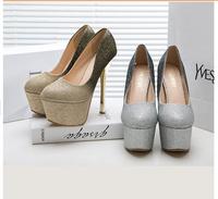 2014 platfor heel Sapatos Femininos Women Pumps Womens Slim High Heels Platform Shoes Faux Pumps Fashion Office Ladies Prom