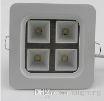Cheap LED Led DownLight Best 85-265V Warm White Led down Light(China (Mainland))