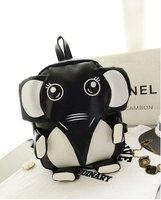 2013 Korean Version Of The New Cartoon Elephant Girl Backpack/Individual Student Schoolbag 2012