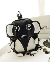 2013 Korean Version Of The New Cartoon Elephant Girl Backpack/Individual Student Schoolbag 2012
