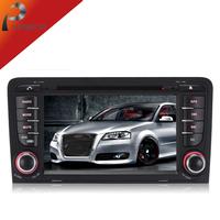 2003-2011 For Audi A3 DVD Player + GPS Navigation system 7 Inch Digital Touchscreen + Bluetooth 3g autoradio radio